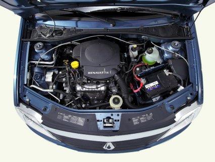 Двигатели седана разработаны с